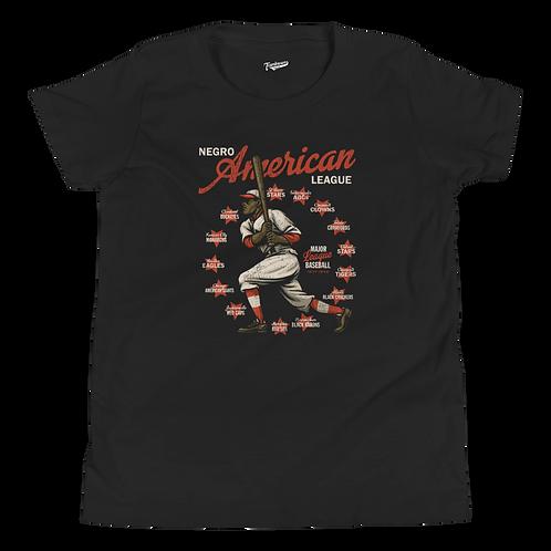 Negro American League Kids T-Shirt