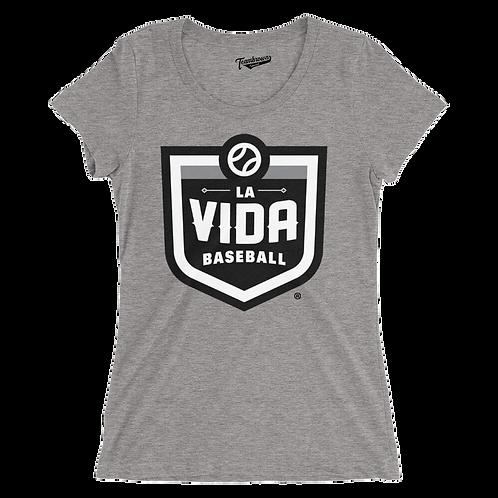 La Vida Baseball Women's T-Shirt
