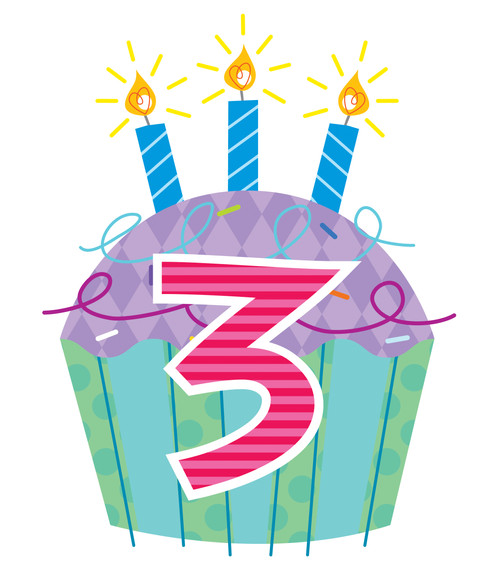 Image result for 3rd birthday