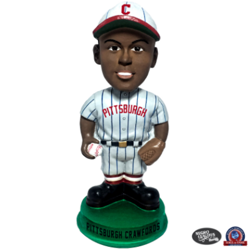 Pittsburgh Crawfords - Negro Leagues Vintage Bobbleheads - Green Base