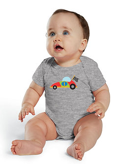Race Car 1st Birthday - Infant Onesie