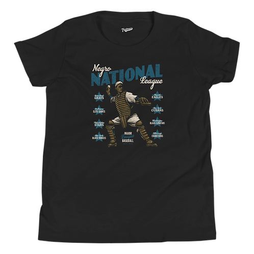 Negro National League II Kids T-Shirt