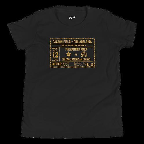 1934 NLB World Series - Kids T-Shirt