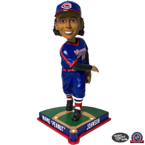 "Mamie ""Peanut"" Johnson Bobblehead"
