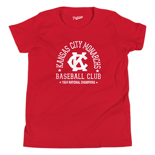 1924 Champions - Kansas City Monarchs - Kids T-Shirt