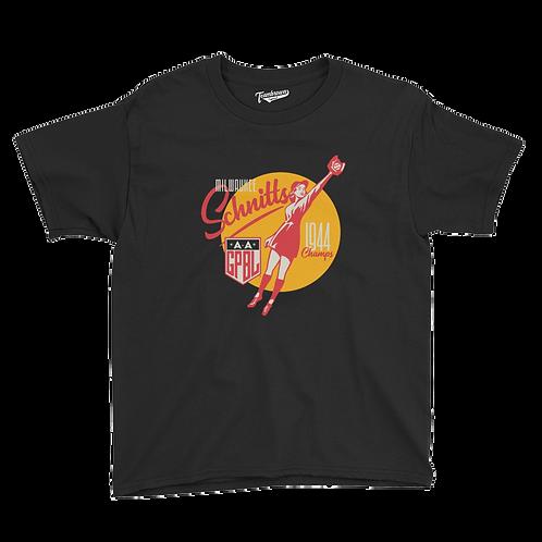 Diamond - Milwaukee Schnitts Kids T-Shirt