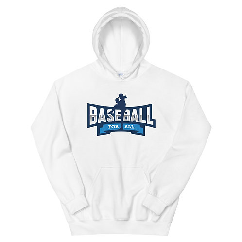 Baseball For All - Unisex Premium Hoodie (Various Colors)