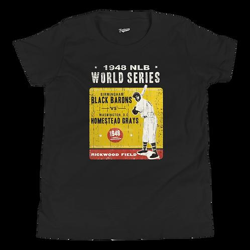 1948 NLB World Series - Kids T-Shirt