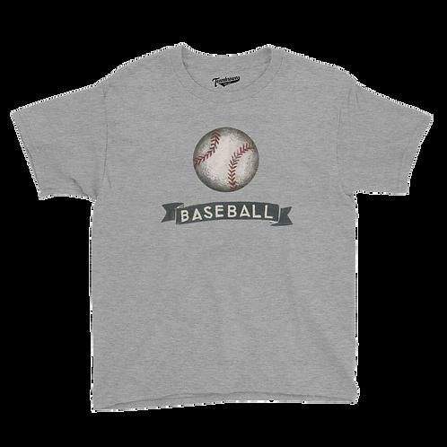 Baseball - Kids T-Shirt (Various Colors)