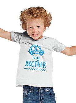 Big Brother Car - Toddler T-Shirt