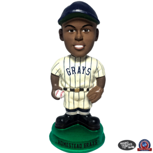 Homestead Grays - Negro Leagues Vintage Bobbleheads - Green Base (PRESALE)
