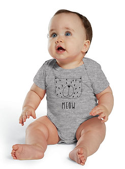 Meow Cat - Infant Onesie (Wholesale)