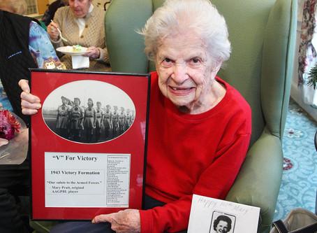 #Spotlight - Mary Pratt and Dottie Schroeder - Both known for longevity