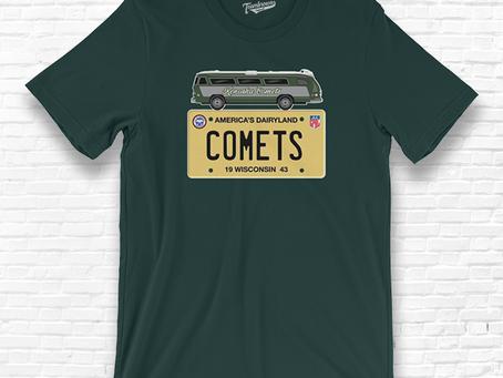 #Spotlight - Hometown Collection - Kenosha Comets