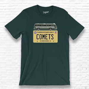 Kenosha Comets - Part of the Hometown Collection