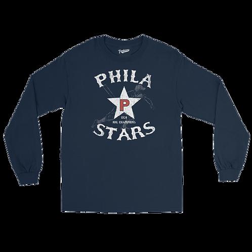 1934 Champions - Philadelphia Stars - Unisex Long Sleeve