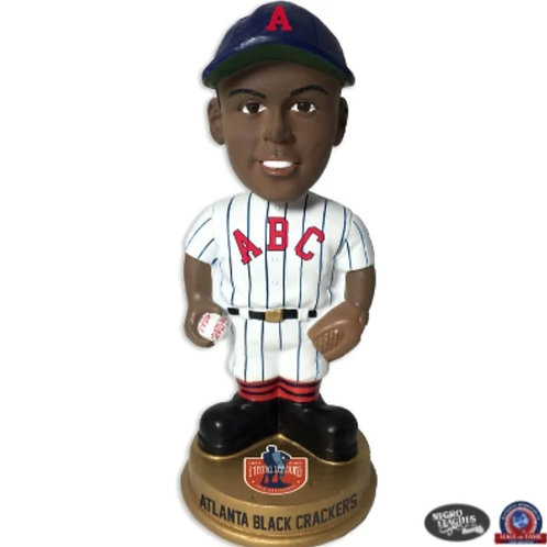 Atlanta Black Crackers - Negro Leagues Vintage Bobbleheads - Gold Base (PRESALE)