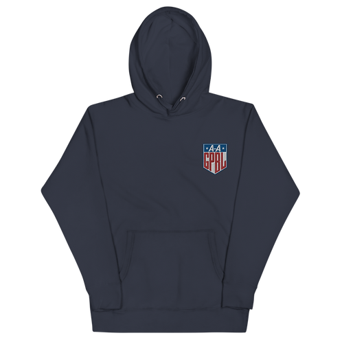 AAGPBL - Embroidered Premium Hoodie