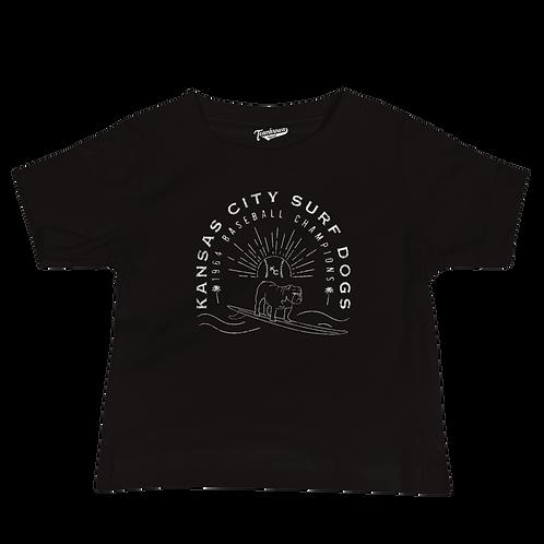 Kansas City Surf Dogs - Infant & Toddler T-Shirt T-Shirt