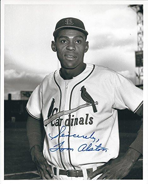 Tom Alston – St. Louis Cardinals