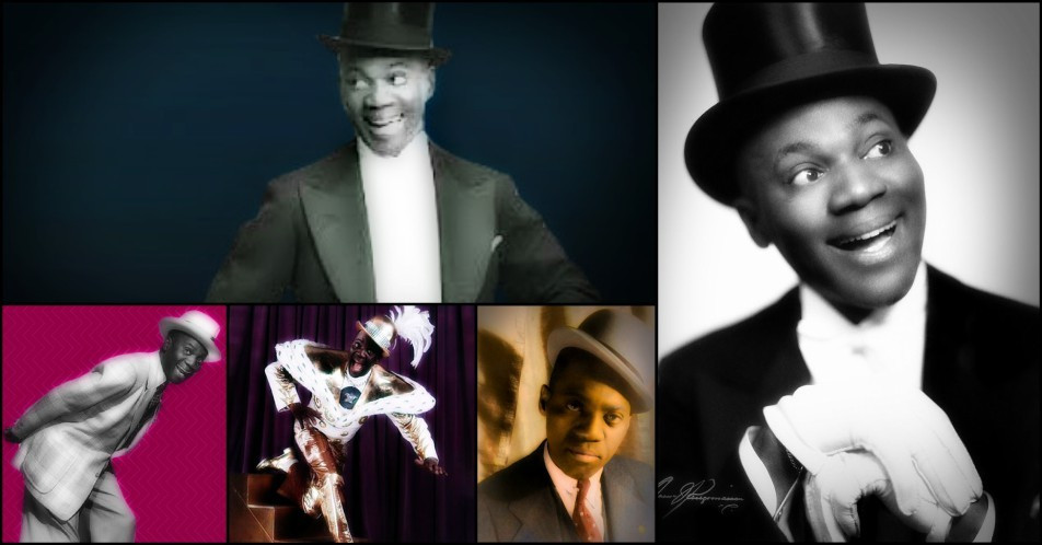 "Bill ""Bojangles"" Robinson / New York Black Yankees"