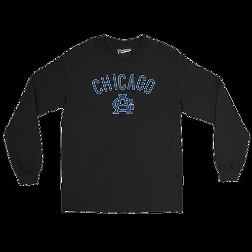 Chicago American Giants - 1948 Unisex Long Sleeve Crew T-Shirt