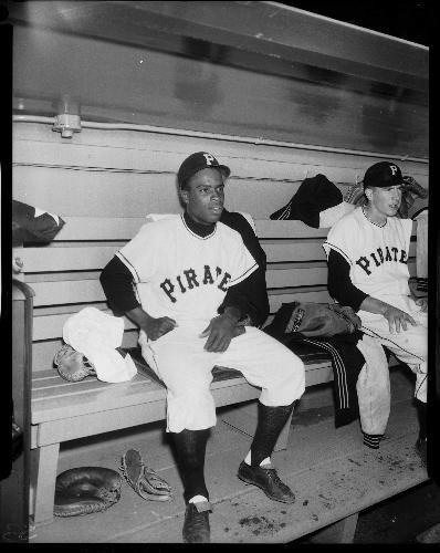 Curt Roberts – Pittsburgh Pirates