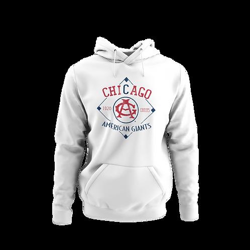 1920 Champions - Chicago American Giants - Unisex Premium Hoodie