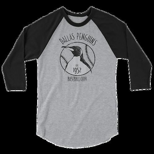 Dallas Penguins (Original) - Baseball Shirt
