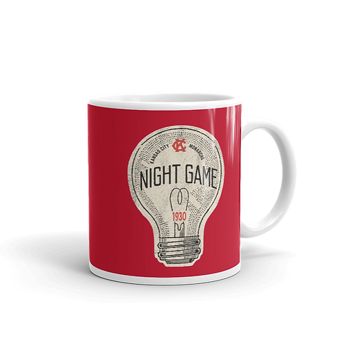1st Night Game - KC Monarchs 1930 11oz Mug