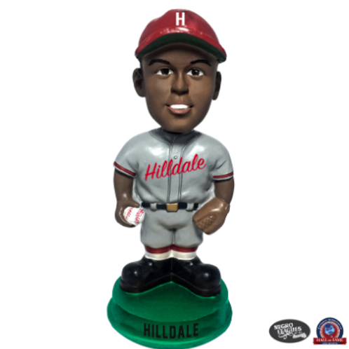 Hilldale Club - Negro Leagues Vintage Bobbleheads - Green Base