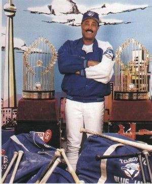 Cito Gaston makes history - twice