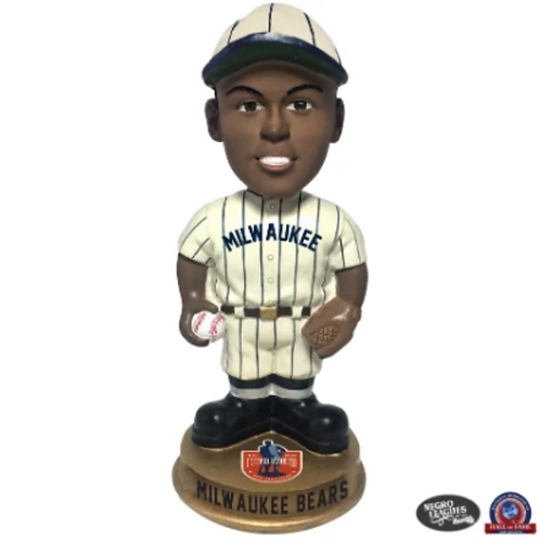 Milwaukee Bears - Negro Leagues Vintage Bobbleheads - Gold Base (PRESALE)