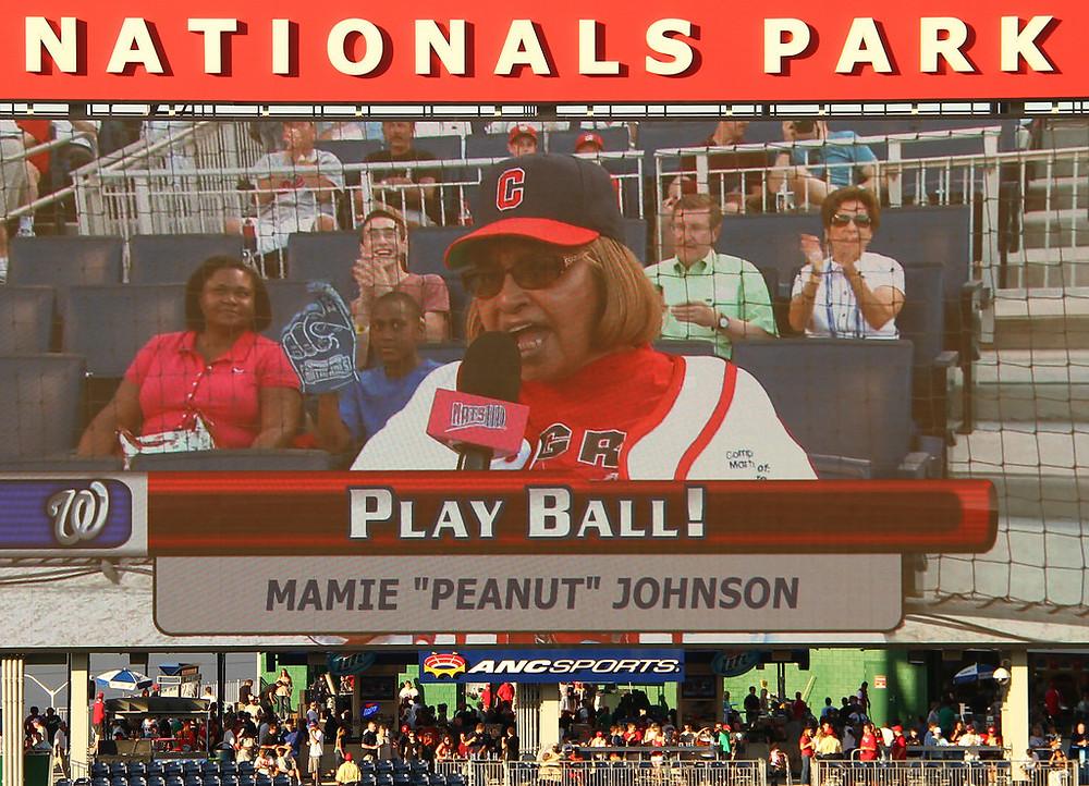 "Mamie ""Peanut"" Johnson"