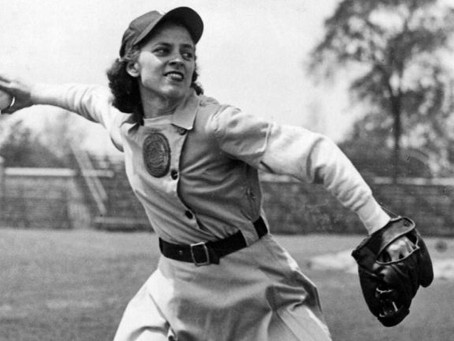 #Spotlight - Women's History Month -Sophie Kurys