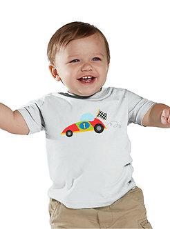 Race Car 1st Birthday - Toddler T-Shirt