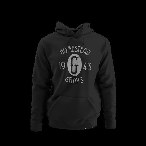 1943 Champions - Homestead Grays - Griffith Park - Unisex Premium Hoodie