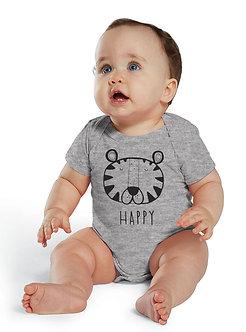 Happy Tiger Infant Onesie