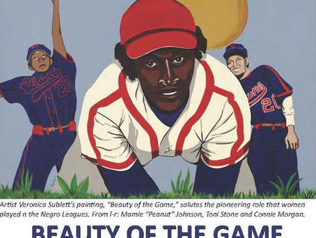 #Spotlight - Women's History Month - Women of the Negro Leagues