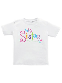 Big Sister - Toddler T-Shirt