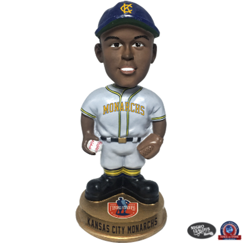 KC Monarchs Away - Negro Leagues Vintage Bobbleheads - Gold Base