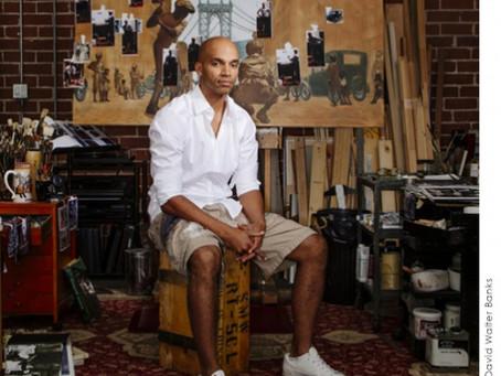 #Spotlight - Black History Month - Kadir Nelson