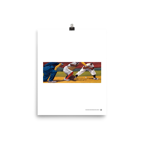 Home by Dane Tilghman - Matte Paper Giclée-Print