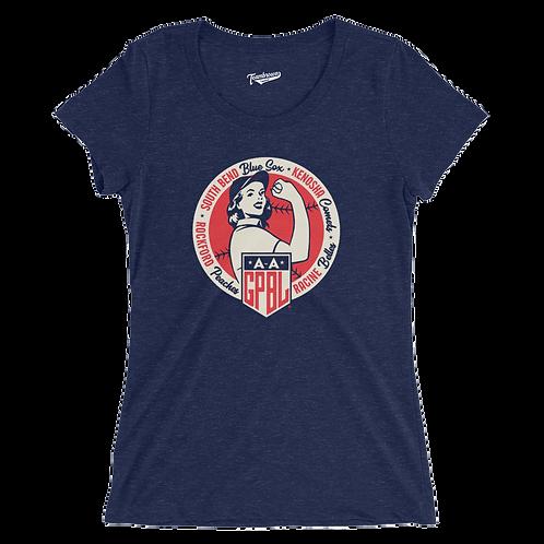 Diamond - AAGPBL Original 4 Women's T-Shirt