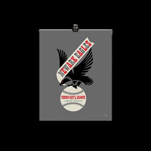 NNL Newark Eagles by Gary Cieradkowski - Matte Paper Giclée