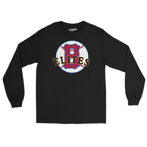 Baltimore Elite Giants Unisex Long Sleeve Crew T-Shirt