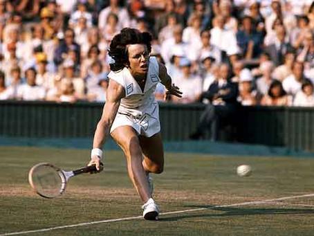 #Spotlight - Women's History Month -Billie Jean King