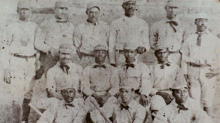 1885 Cuban Giants