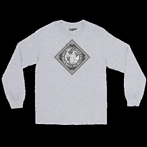 NLBM Logo Unisex Long Sleeve Crew T-Shirt