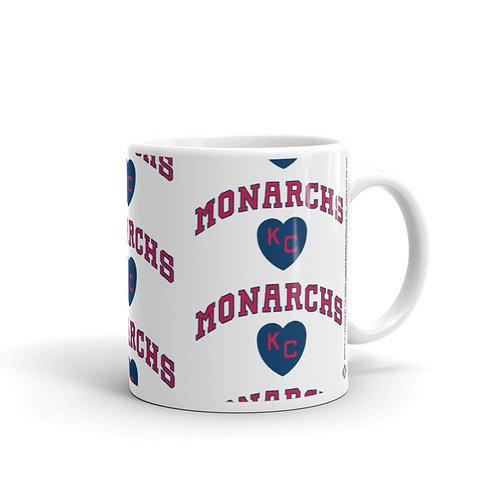 NLBM / Kansas City Monarchs Museum Collection 11oz Mug